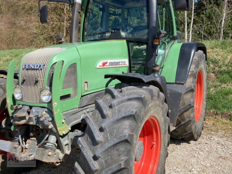 Traktor des Typs Fendt 712 Vario, Gebrauchtmaschine in Kirchen-Hausen (Bild 6)
