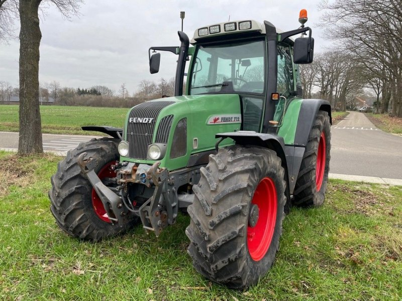 Traktor a típus Fendt 712, Gebrauchtmaschine ekkor: Lierop (Kép 1)