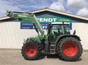 Traktor типа Fendt 714 Vario med F-PTO+ læsser Quicke Q75, Gebrauchtmaschine в Rødekro