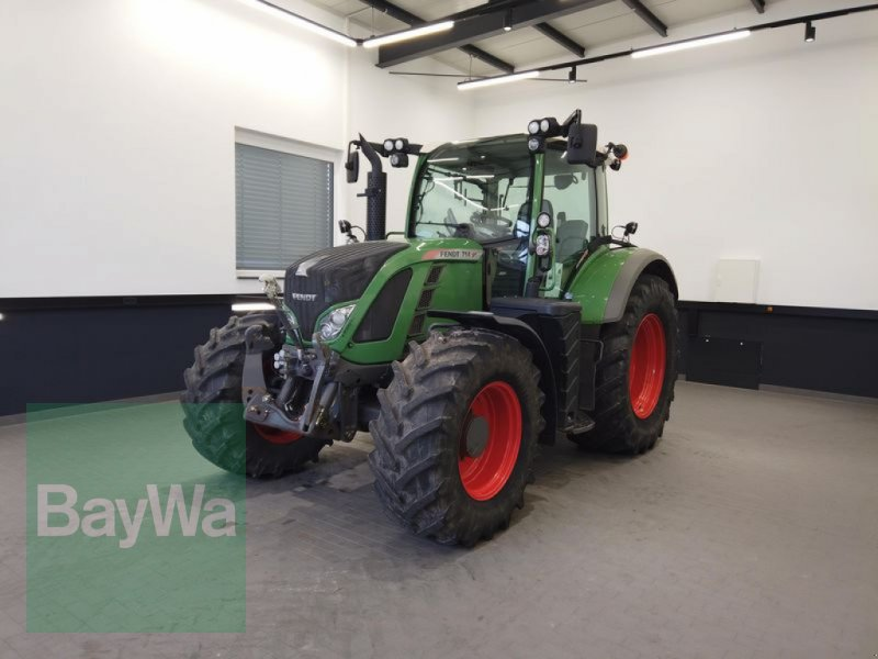 Traktor du type Fendt 714 VARIO PROFI PLUS, Gebrauchtmaschine en Manching (Photo 1)