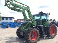 Fendt 714 Vario S4 Profi Plus Traktor