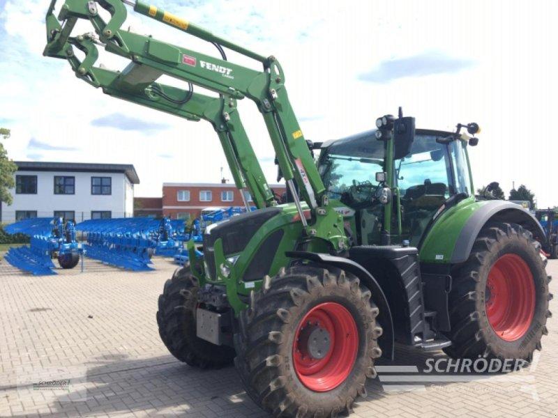 Traktor des Typs Fendt 714 Vario S4 Profi Plus, Gebrauchtmaschine in Twistringen (Bild 1)