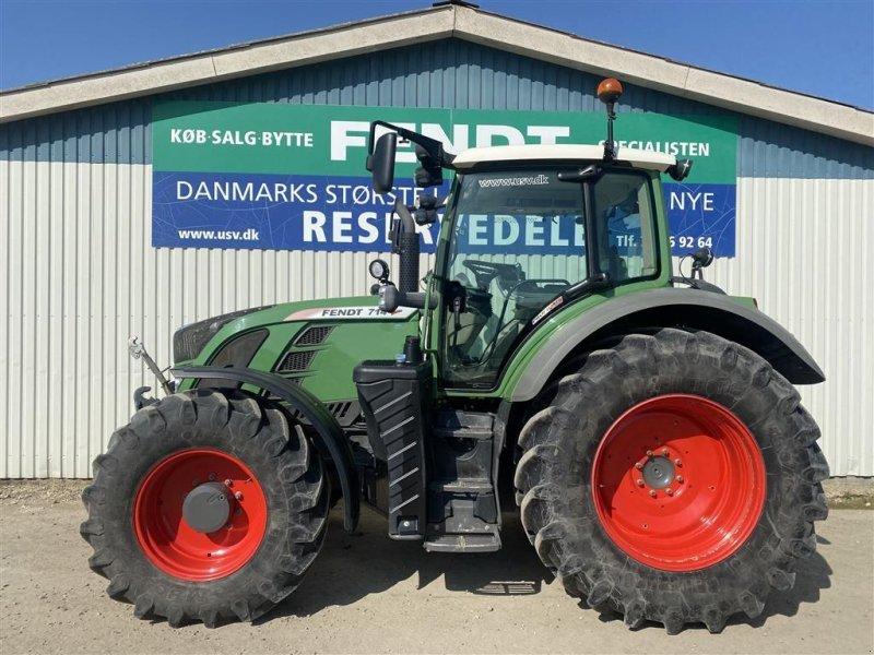 Traktor des Typs Fendt 714 Vario SCR Profi Plus - Med få timer, Gebrauchtmaschine in Rødekro (Bild 1)