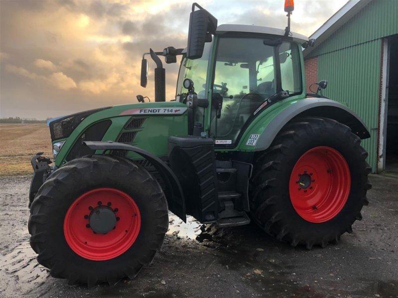 Traktor des Typs Fendt 714 Vario SCR Profi Plus, Gebrauchtmaschine in Holstebro (Bild 1)