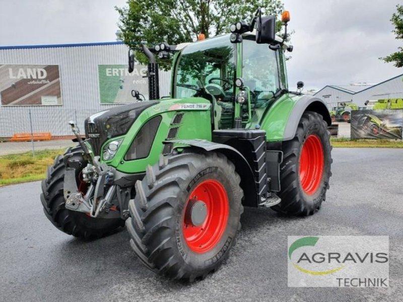 Traktor des Typs Fendt 714 VARIO SCR PROFI PLUS, Gebrauchtmaschine in Meppen-Versen (Bild 1)