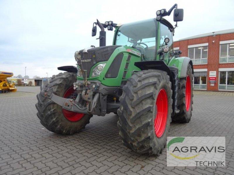 Traktor des Typs Fendt 714 VARIO SCR PROFI, Gebrauchtmaschine in Uelzen (Bild 1)