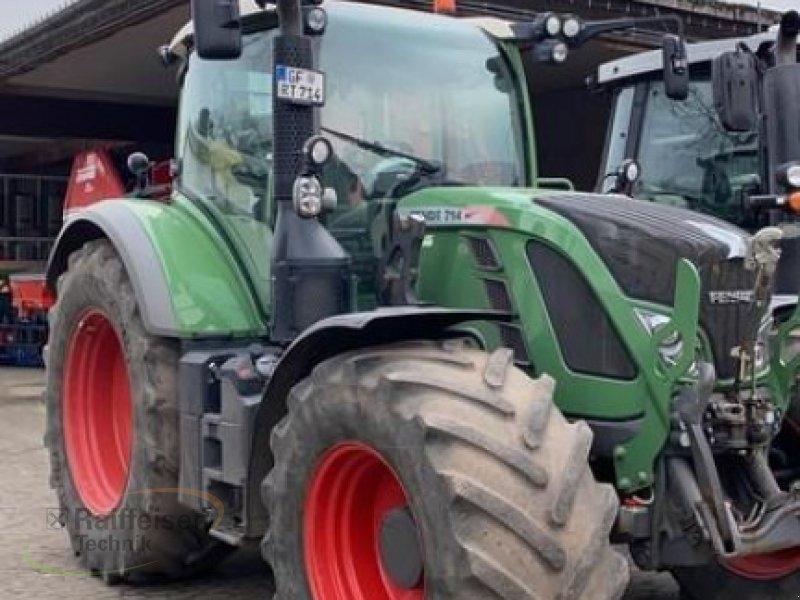 Traktor des Typs Fendt 714 Vario SCR, Gebrauchtmaschine in Müden/Aller (Bild 1)