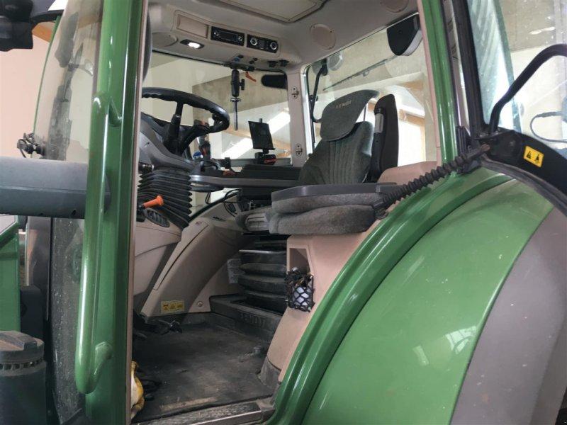 Traktor типа Fendt 714 Vario SCR, Gebrauchtmaschine в Leutershausen (Фотография 8)