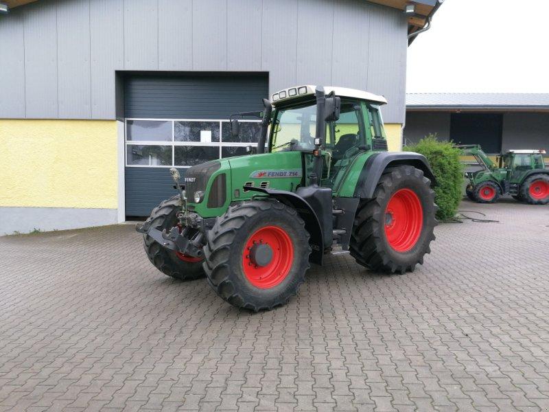 Traktor tipa Fendt 714 Vario TMS, 716 712, Gebrauchtmaschine u Tirschenreuth (Slika 1)