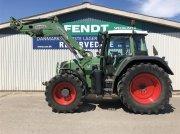 Fendt 714 Vario TMS med Læsser Stoll Robust FZ 50.1 Трактор