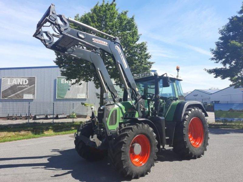 Traktor des Typs Fendt 714 VARIO TMS, Gebrauchtmaschine in Meppen-Versen (Bild 1)