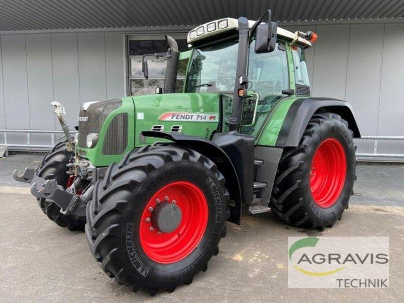 Traktor des Typs Fendt 714 VARIO TMS, Gebrauchtmaschine in Olfen (Bild 1)