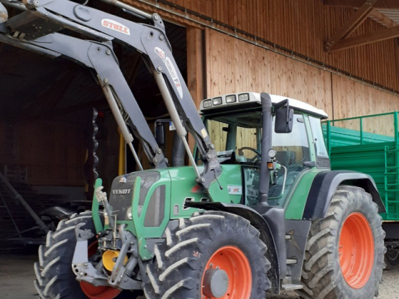 Traktor des Typs Fendt 714 Vario TMS, Gebrauchtmaschine in Dieterskirchen (Bild 1)