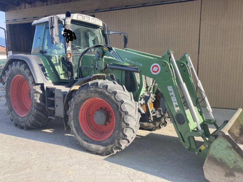 Traktor des Typs Fendt 714 Vario TMS, Gebrauchtmaschine in Eichendorf (Bild 1)