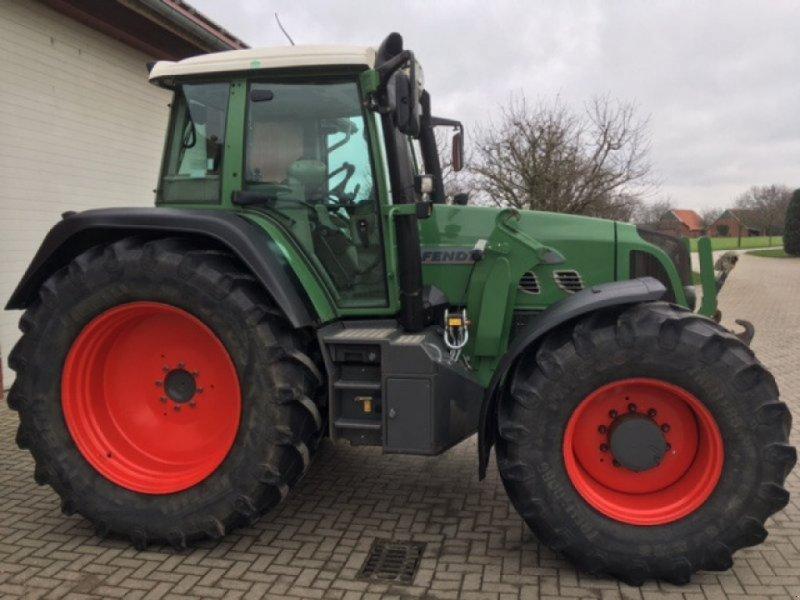 Traktor des Typs Fendt 714 Vario TMS, Gebrauchtmaschine in Borken (Bild 1)