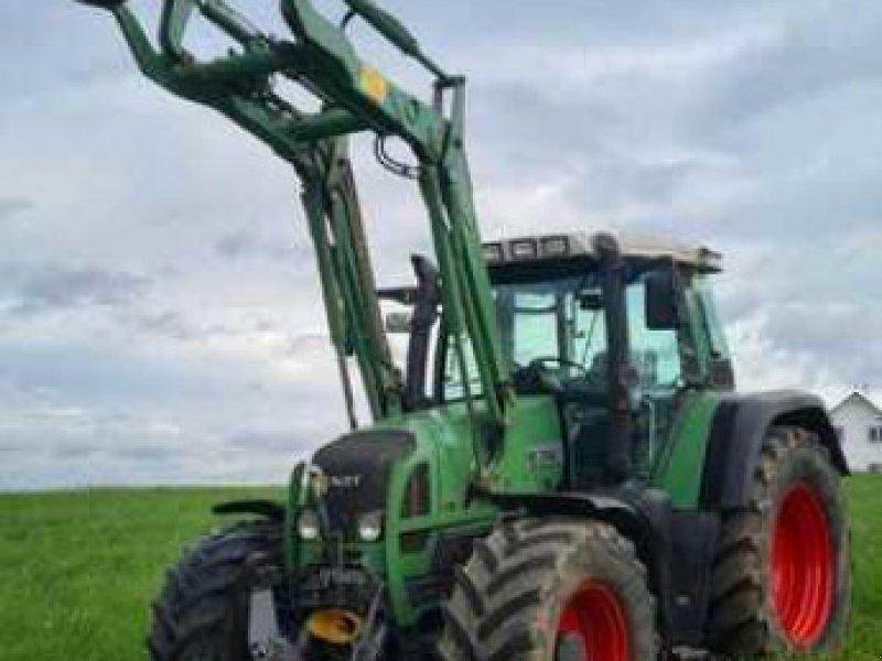 Traktor a típus Fendt 714 Vario, Gebrauchtmaschine ekkor: Saarburg (Kép 1)