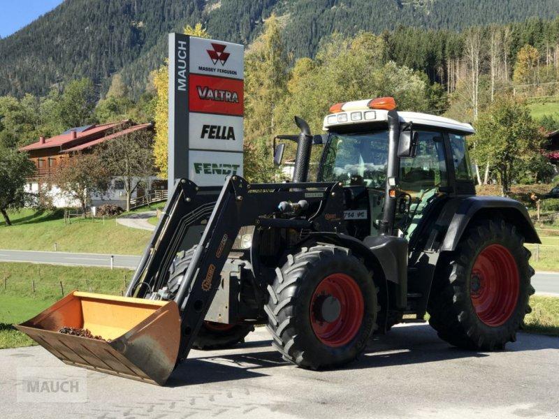 Traktor des Typs Fendt 714 Vario, Gebrauchtmaschine in Eben (Bild 1)