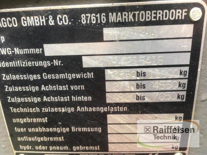 Traktor des Typs Fendt 714 Vario, Gebrauchtmaschine in Lohe-Rickelshof (Bild 10)