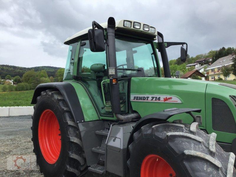 Traktor des Typs Fendt 714 Vario, Gebrauchtmaschine in Tiefenbach (Bild 13)