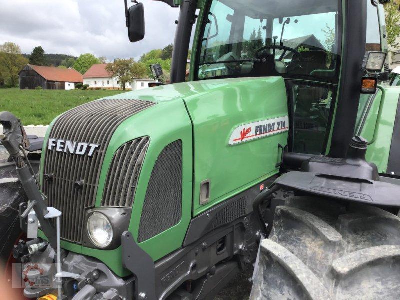 Traktor des Typs Fendt 714 Vario, Gebrauchtmaschine in Tiefenbach (Bild 14)