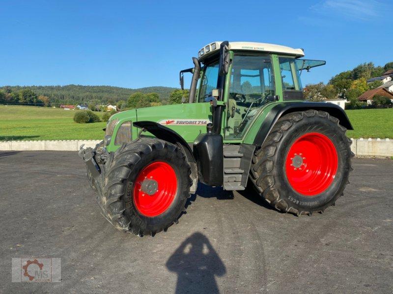 Traktor des Typs Fendt 714 Vario, Gebrauchtmaschine in Tiefenbach (Bild 12)