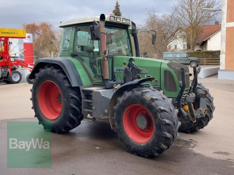Traktor του τύπου Fendt 714 VARIO, Gebrauchtmaschine σε Wald (Φωτογραφία 1)