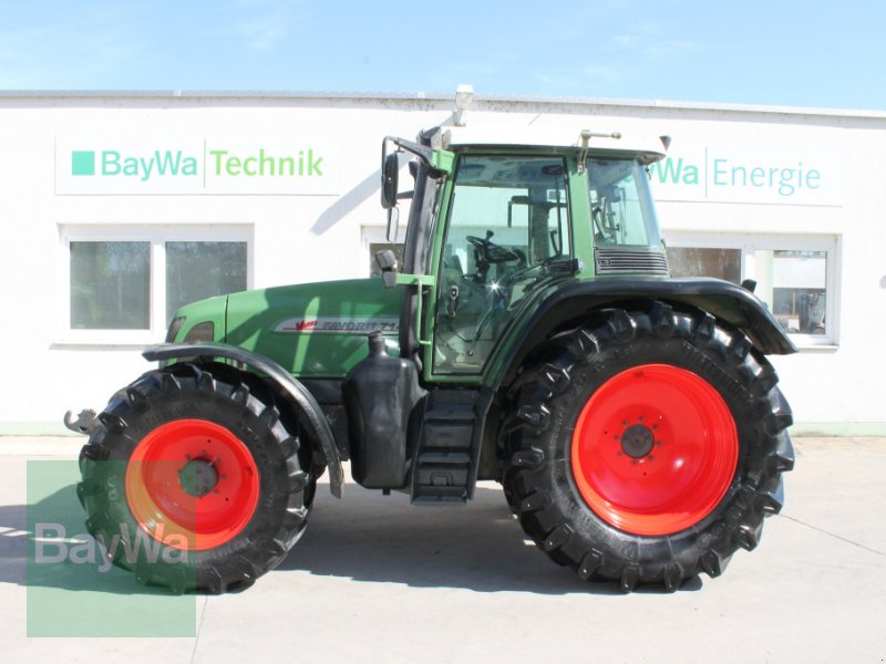 Traktor of the type Fendt 714 Vario, Gebrauchtmaschine in Straubing (Picture 1)