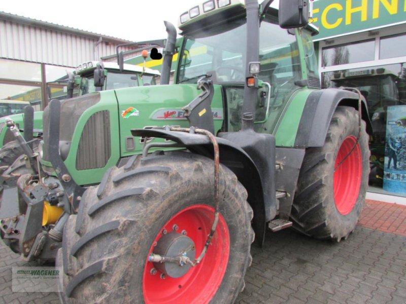 Traktor des Typs Fendt 714 Vario, Gebrauchtmaschine in Bad Wildungen-Wega (Bild 1)