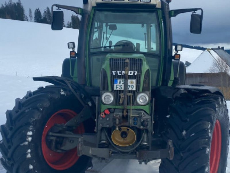 Traktor des Typs Fendt 714 Vario, Gebrauchtmaschine in Donaueschingen (Bild 1)