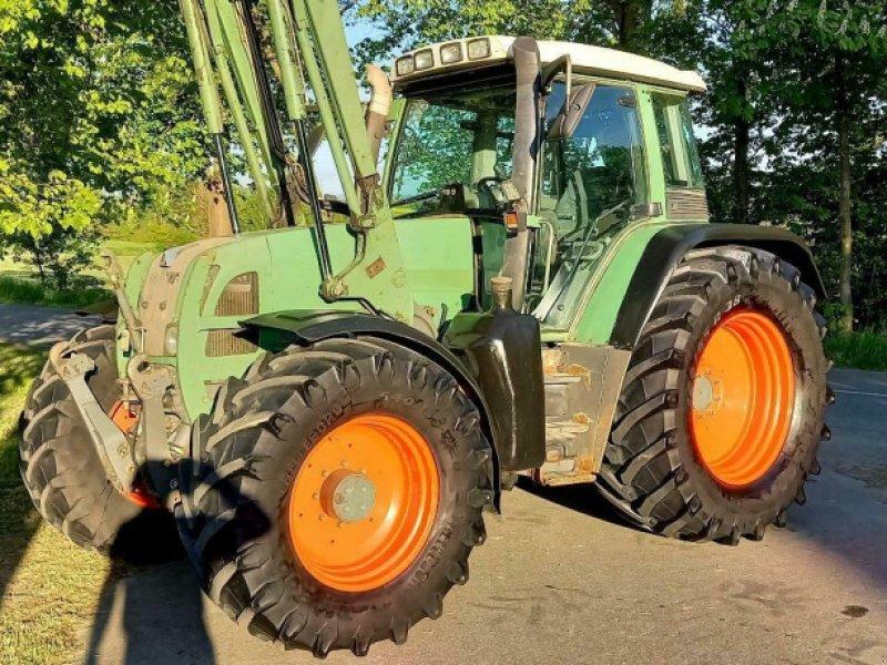 Traktor типа Fendt 714 Vario, Gebrauchtmaschine в Reuth (Фотография 1)