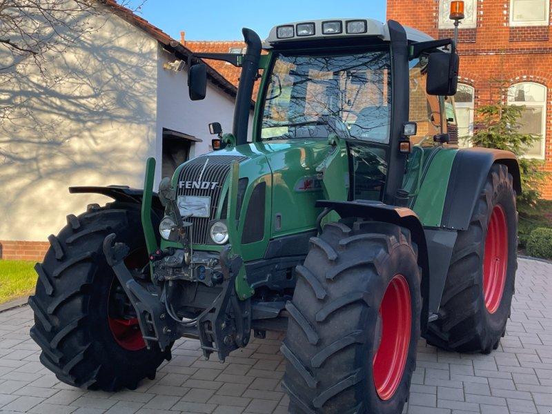 Traktor des Typs Fendt 714 Vario, Gebrauchtmaschine in Hildesheim (Bild 1)