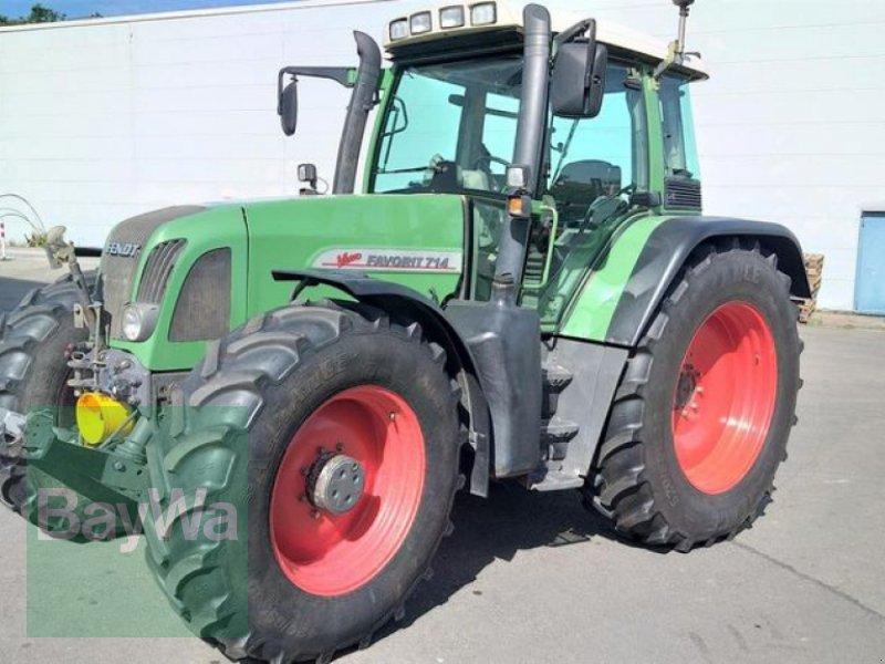 Traktor des Typs Fendt 714, Gebrauchtmaschine in Ditzingen - Heimerdingen (Bild 1)