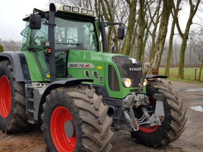 Traktor des Typs Fendt 716 / 714 Vario TMS, Gebrauchtmaschine in Bergen op Zoom (Bild 1)