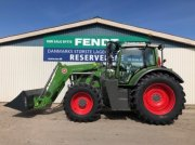 Traktor a típus Fendt 716 - 724 Med skovudstyr, Gebrauchtmaschine ekkor: Rødekro