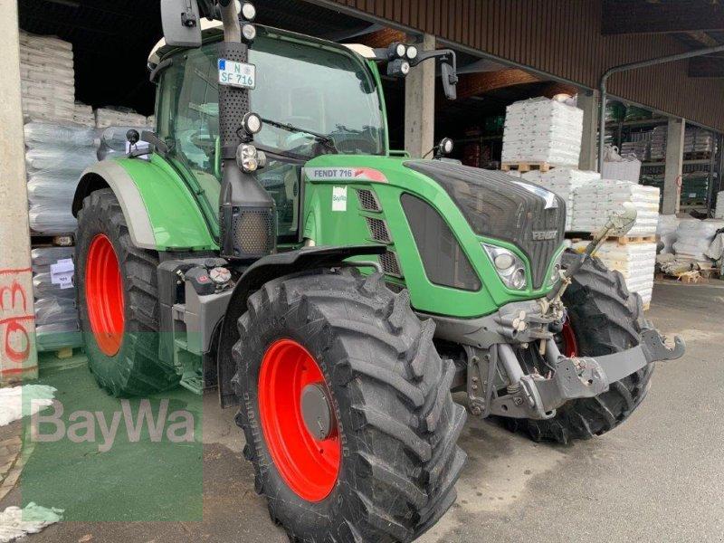 Traktor des Typs Fendt 716 Profi SCR, Gebrauchtmaschine in Fürth (Bild 1)