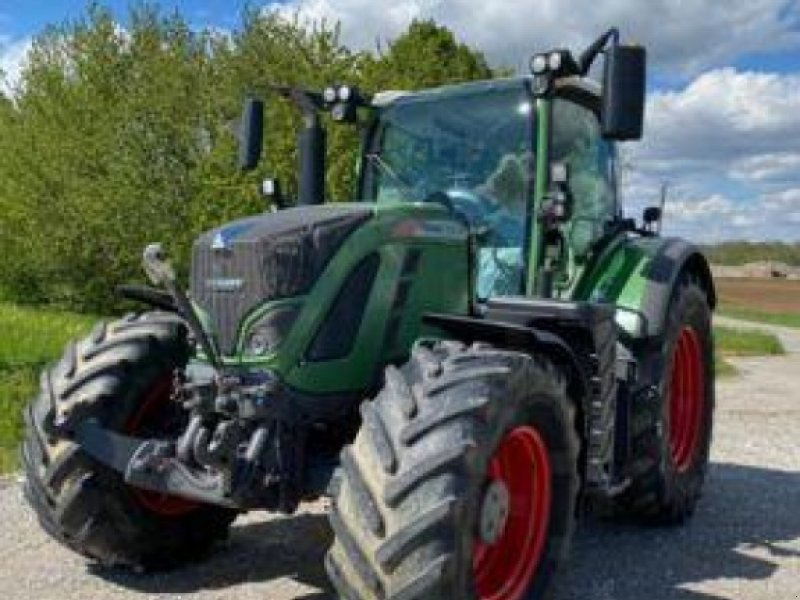 Traktor of the type Fendt 716 S4 POWER, Gebrauchtmaschine in Muespach (Picture 1)