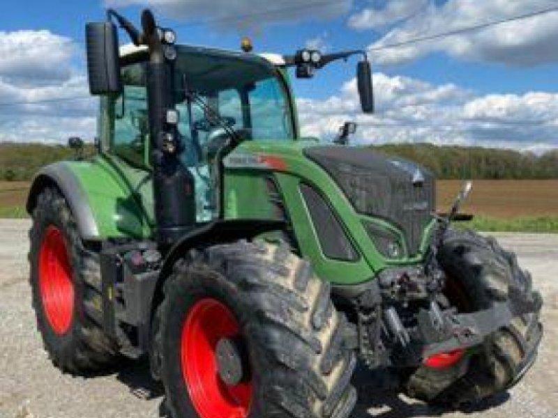 Traktor типа Fendt 716 S4 POWER, Gebrauchtmaschine в Muespach (Фотография 1)