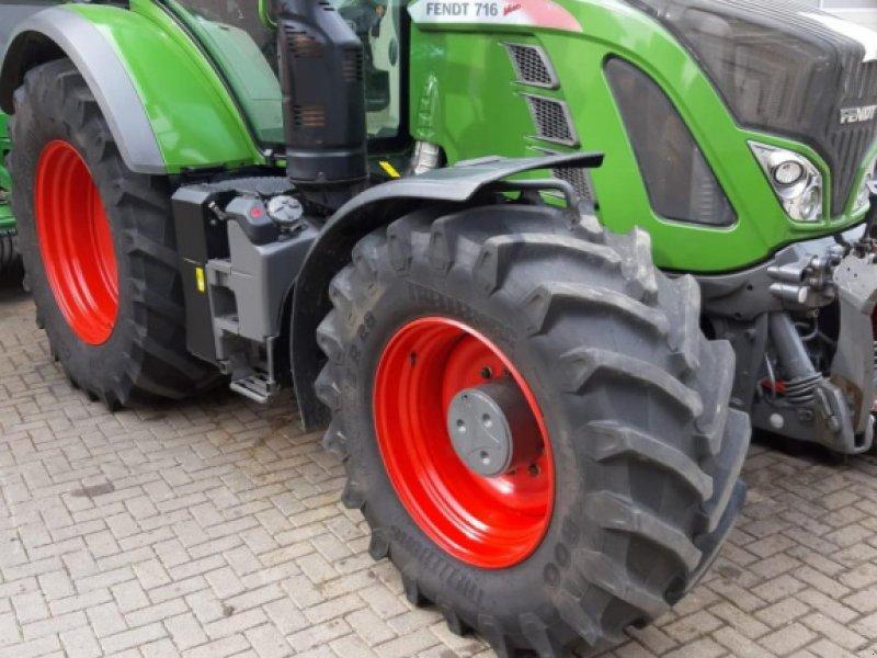 Traktor a típus Fendt 716 S4 Profi, Gebrauchtmaschine ekkor: WUERZBURG (Kép 1)