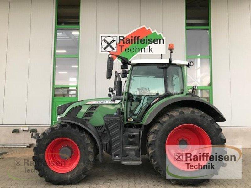 Traktor of the type Fendt 716 SCR, Gebrauchtmaschine in Gudensberg (Picture 1)