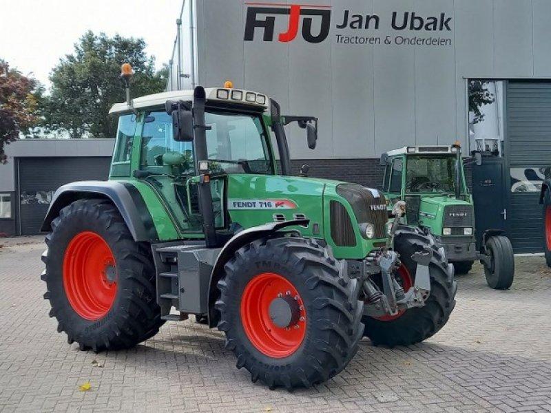 Traktor des Typs Fendt 716 TMS, Gebrauchtmaschine in Staphorst (Bild 1)
