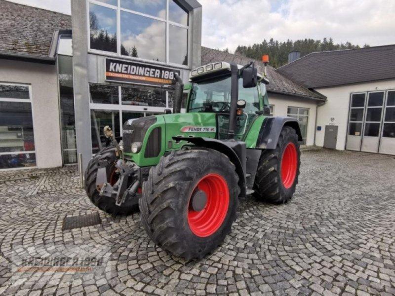 Traktor des Typs Fendt 716 vario com 3, Gebrauchtmaschine in ALTENFELDEN (Bild 1)
