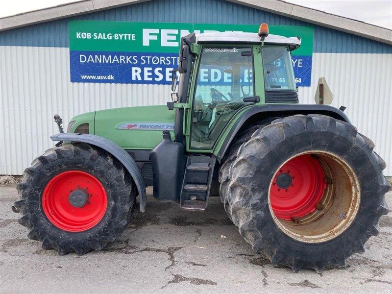 Traktor des Typs Fendt 716 VARIO med tvillinghjul, Gebrauchtmaschine in Rødekro (Bild 1)