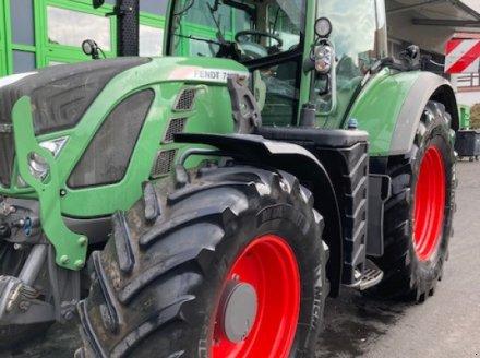 Traktor des Typs Fendt 716 Vario Power, Gebrauchtmaschine in Homberg/Efze (Bild 3)