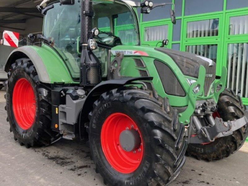 Traktor des Typs Fendt 716 Vario Power, Gebrauchtmaschine in Homberg/Efze (Bild 5)