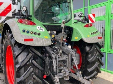 Traktor des Typs Fendt 716 Vario Power, Gebrauchtmaschine in Homberg/Efze (Bild 6)
