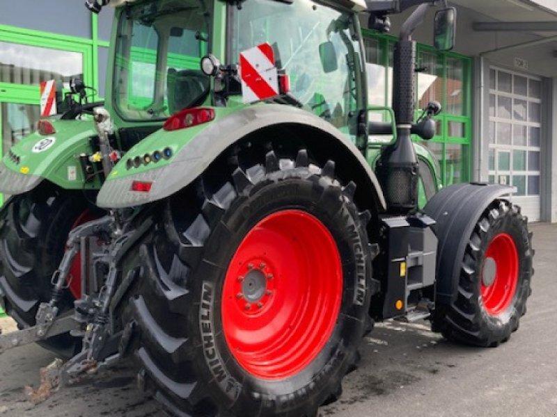 Traktor des Typs Fendt 716 Vario Power, Gebrauchtmaschine in Homberg/Efze (Bild 8)