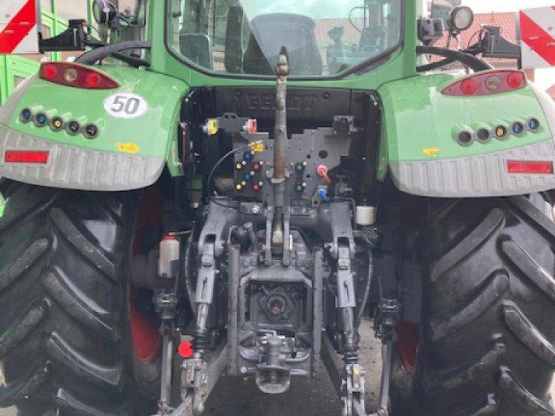 Traktor des Typs Fendt 716 Vario Power, Gebrauchtmaschine in Homberg/Efze (Bild 9)
