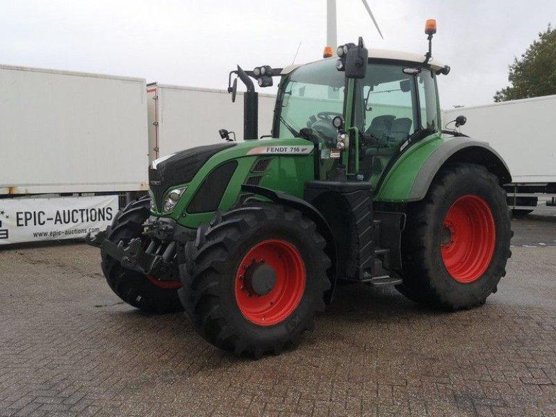 Traktor a típus Fendt 716 Vario Profi, Gebrauchtmaschine ekkor: Leende (Kép 1)