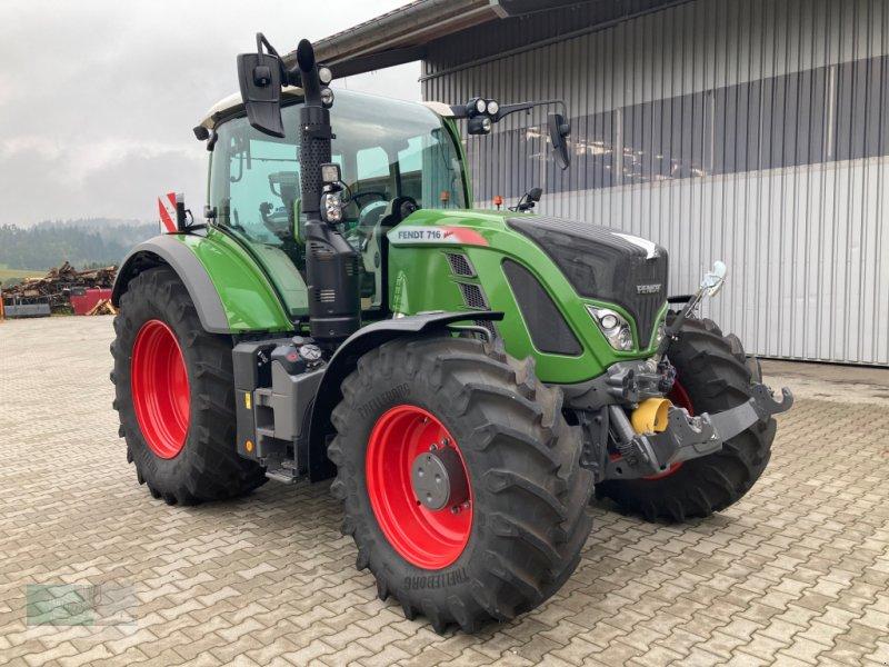 Traktor des Typs Fendt 716 VARIO PROFI, Gebrauchtmaschine in Hutthurm (Bild 1)