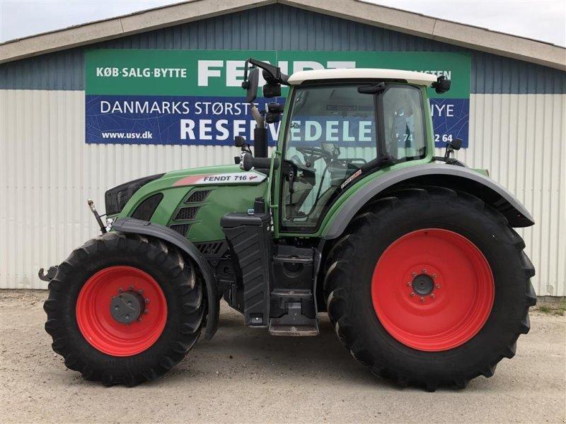 Traktor des Typs Fendt 716 Vario S4 Profi Plus, Gebrauchtmaschine in Rødekro (Bild 1)